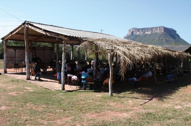 A comunidade de Furnas foi fundada em 1890 pelo ex-escravo Dionísio Vieira