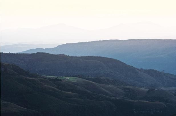 Clima e relevo de Santa Catarina