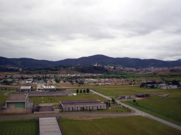 Serra da Cantareira.
